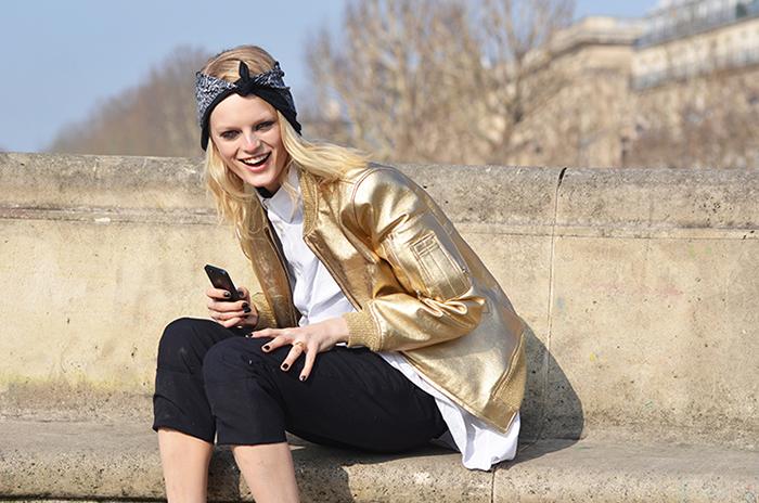 NobodyKnowsMarc.com Gianluca Senese pais fashion week street style anne gaby model off duty kenzo fashion show