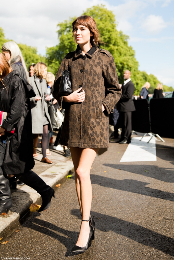 LFW-London_Fashion_Week_Spring_Summer_2014-Street_Style-Say_Cheese-Collage_Vintage-Alexa_Chung-Burberry-