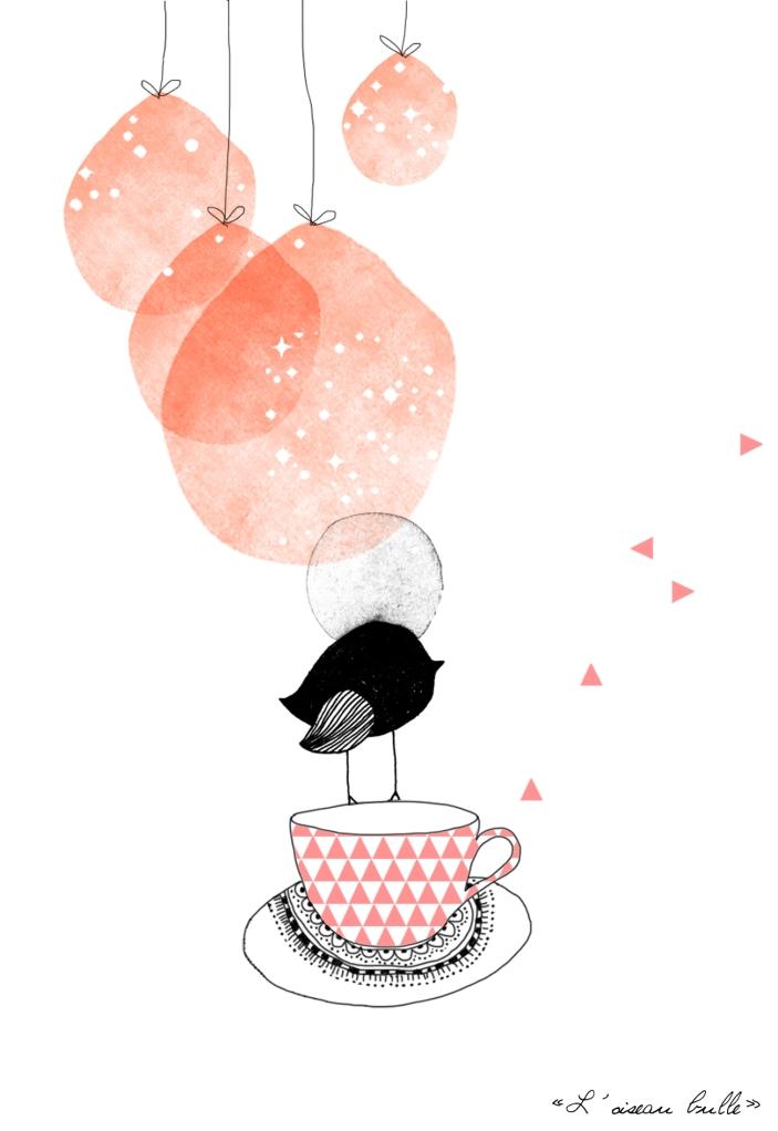 Loiseau-bulle