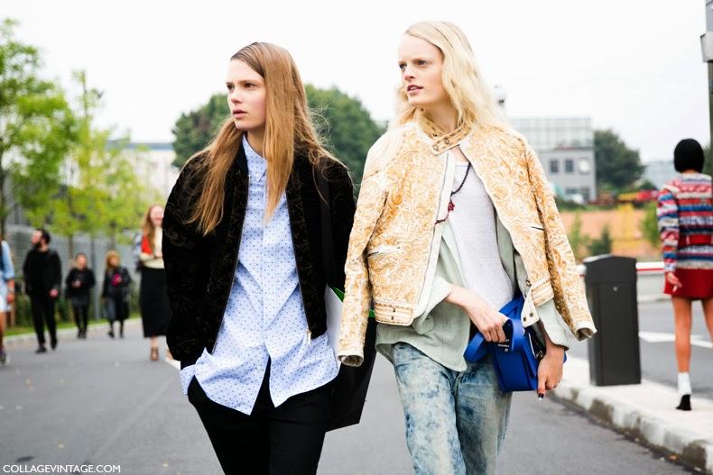 Paris_Fashion_Week-Say_Cheese-Street_Style-collage_Vintage-PFW-Caroline_BRasch-Hanne_Gabi-