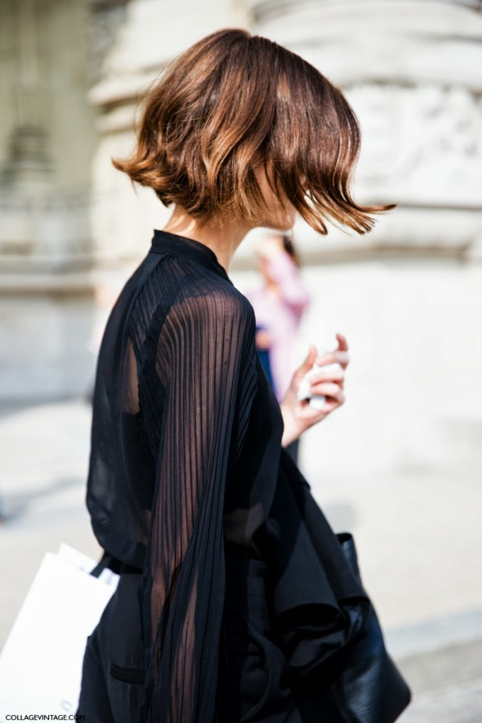 Paris_Fashion_Week_SS14-Street_Style-Say_Cheese-CollageVintage-Hair_Inspiration-Short_Hair-Model-