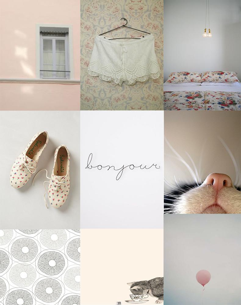 pinterest collage