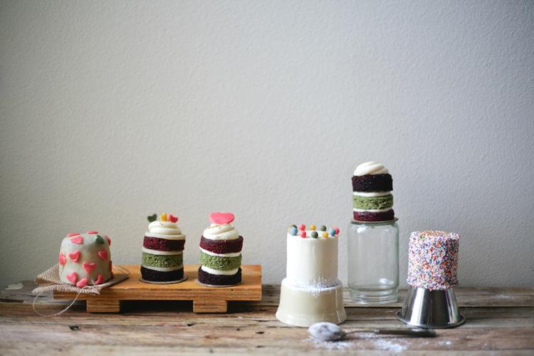 rainbow-mini-cake